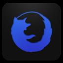 Blueberry, Firefox Icon