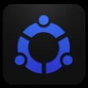 Blueberry, Ubuntu Icon