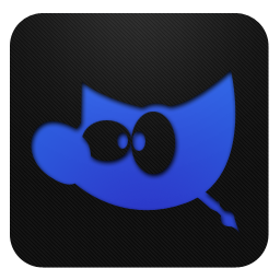 Blueberry, Gimp Icon