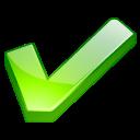 Emblem, Ok Icon
