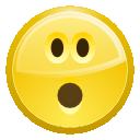 Face, Surprise Icon