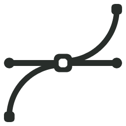 Outline, Vector Icon