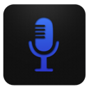 Blueberry, Microphone Icon