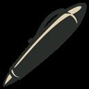 Pen, Vintage Icon