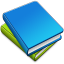 Emblem, Library Icon