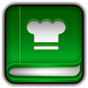 Book, Recipe Icon