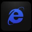 Blueberry, Internetexplorer Icon