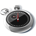 Shadow, Stopwatch Icon
