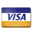 Payment, Visa Icon