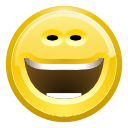 Face, Laugh Icon