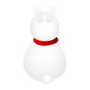 Back, Rabbit Icon