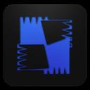 Avg, Blueberry Icon