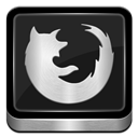 Firefox, Metallic Icon