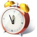 Alarm, Shadow Icon