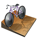 Cycling, Track Icon