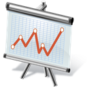 Charts, Shadow Icon