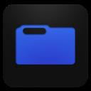 Blueberry, Folder Icon