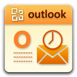 Microsoft, Outlook Icon