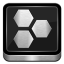 Metallic, Tune, Up Icon
