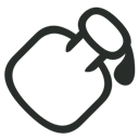 Ink, Outline Icon