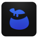 Blueberry, Digsby Icon