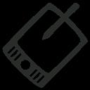 Outline, Wacom Icon