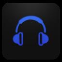 Blueberry, Headphones Icon