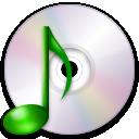 Audio, Media, Optical Icon