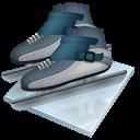 Short, Skating, Speed, Track Icon