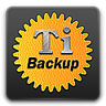 Backup, Titanium Icon