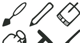 Outline Design Icons
