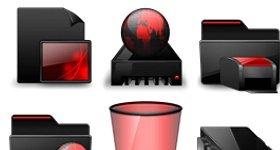 Red Icons
