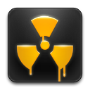Atomic, Rounded Icon