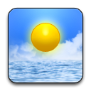 Rounded, Weather Icon