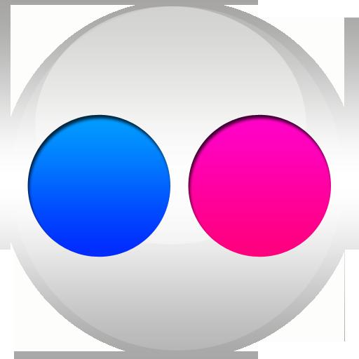 Flickr, Sphere Icon