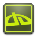Deviantart, Rounded Icon