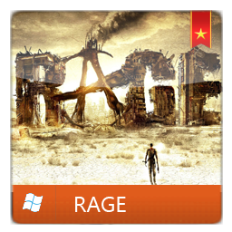 Game, Rage Icon