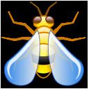 Bug, Wasp Icon