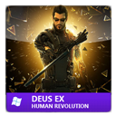 Deus, Ex, Human, Revolution Icon