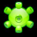 Detected, Virus Icon