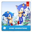 Game, Generations, Sonic Icon