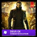 Deus, Ex, Metro Icon