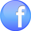 Facebook, Sphere Icon