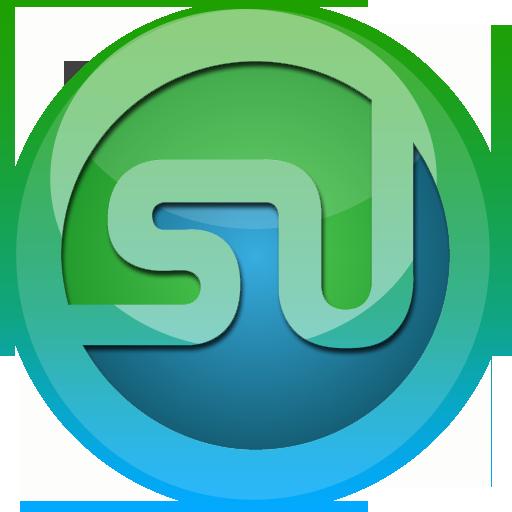 Sphere, Stumbleupon Icon
