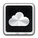 Cloud, Rounded Icon