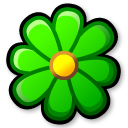 Flower, Icq Icon