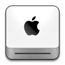 Disc, Mac, Rounded Icon
