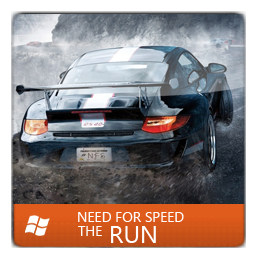 Metro, Nfs, Run, The Icon