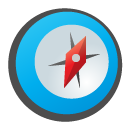 Childish, Compass Icon