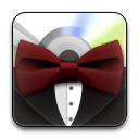 Bowtie, Rounded Icon